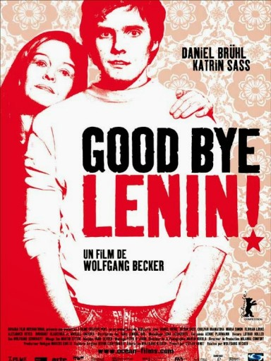 Good Bye Lenin Affiche