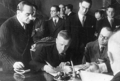 CNR Securité sociale 1945