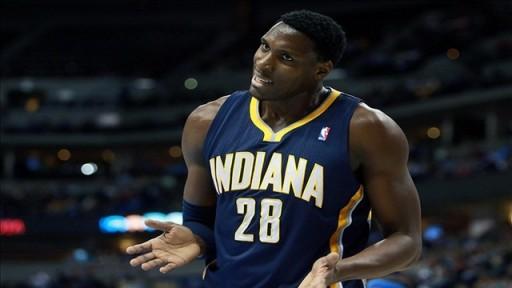 Ian Mahinmi Indiana Pacers