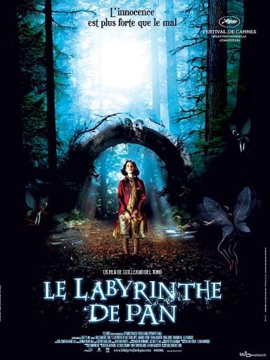 Le Labyrinthe de Pan affiche