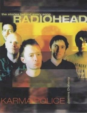 Radiohead Karma Police Pochette