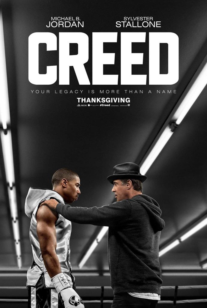 Creed Rocky Balboa Affiche