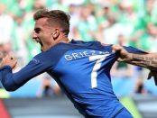 Griezmann France Irlande euro 2016