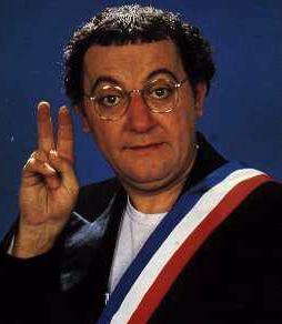 coluche candidat présidentielle 1981