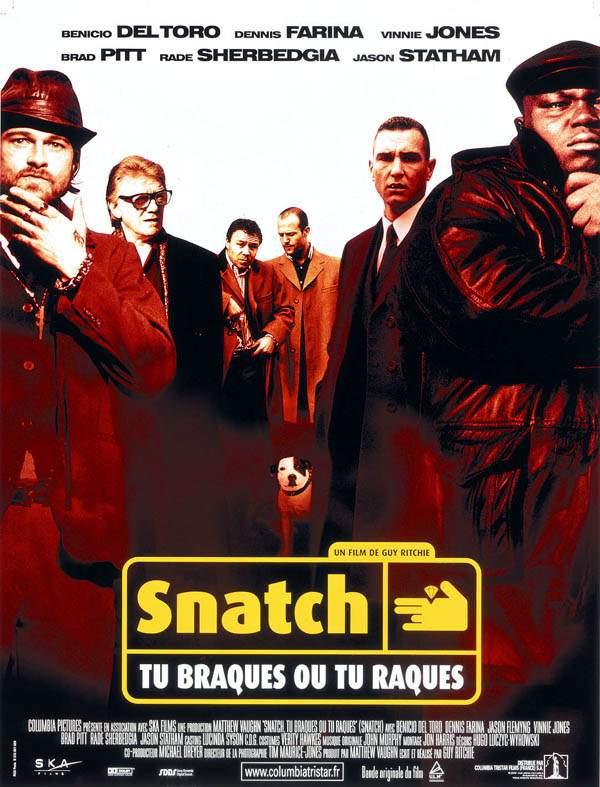 snatch affiche